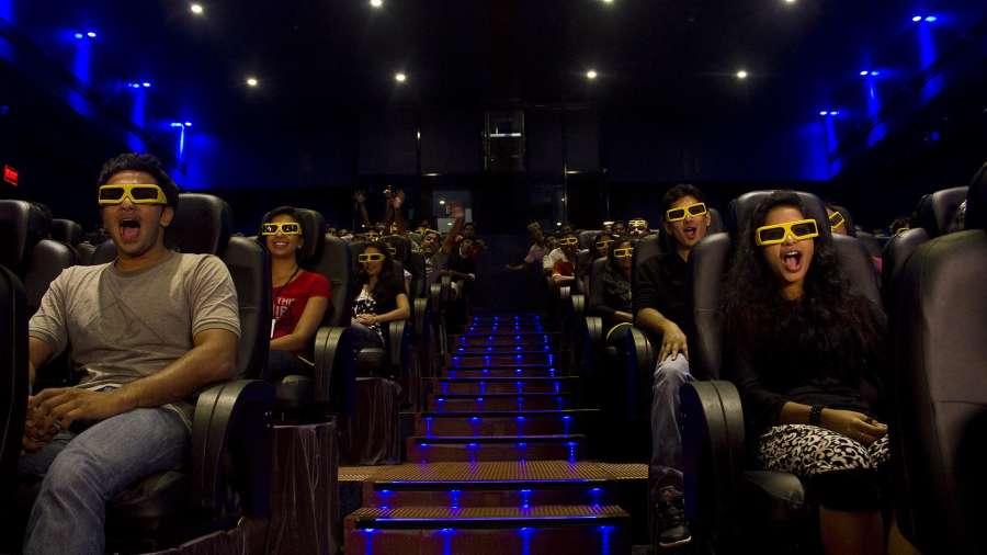 سينما XD Max وندرلا بنجلور