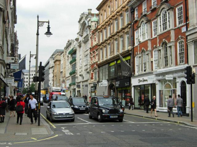 شارع بوند في لندن