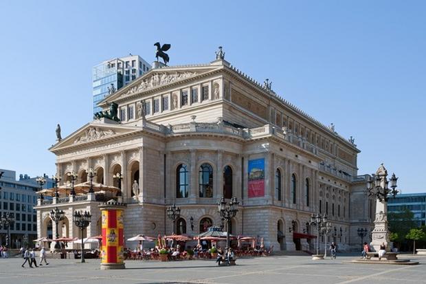 آلتي أوبرا في فرانكفورت المانيا