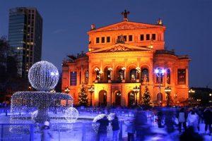 فرانكفورت ألتي أوبر من اشهر الاماكن السياحية في فرانكفورت المانيا