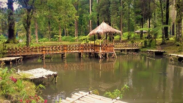 منتجع تشيمانغو باندونق في اندونيسيا