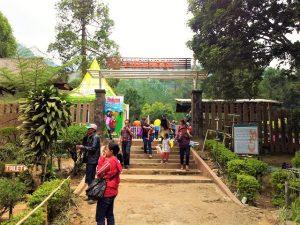 منتجع تشيمانغو باندونق من اجمل اماكن السياحة في باندونق اندونيسيا
