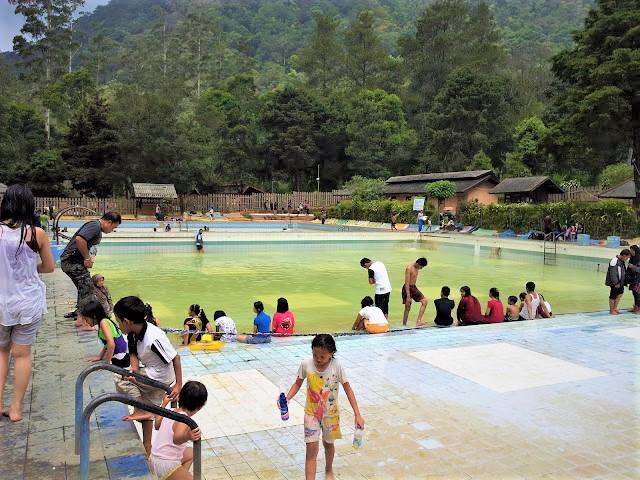 منتجع تشيمانغو باندونق من اجمل اماكن السياحة في اندونيسيا