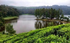 بحيرة سيتو باتينقان باندونق اندونيسيا