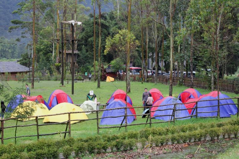 Ranca Upas Smart Camp Adventure