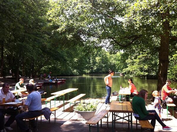 منتزه تيرغارتن من افضل اماكن السياحة في برلين المانيا