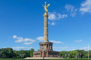 عمود النصر من اشهر معالم برلين السياحية
