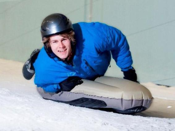 مركز التزلج تشيل فاكتور في مانشستر