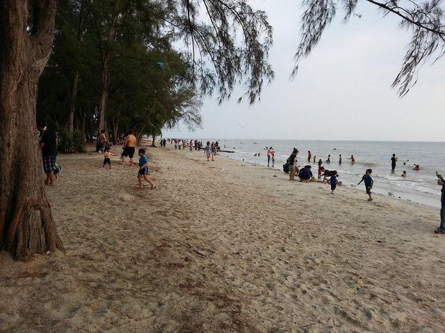 شاطئ باجان لالانج سيلانجور