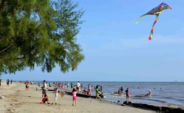 شاطئ باجان لالانج من اجمل شواطئ سيلانجور