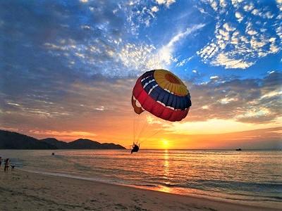 شاطئ باجان لالانج من افضل اماكن سياحية في سيلانجور