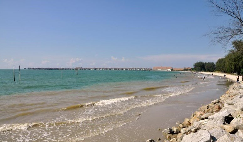 شاطئ باجان لالانج في سيلانجور