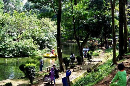 حديقة الحيوانات في باندونق من اشهر الاماكن السياحية في باندونق اندونيسيا