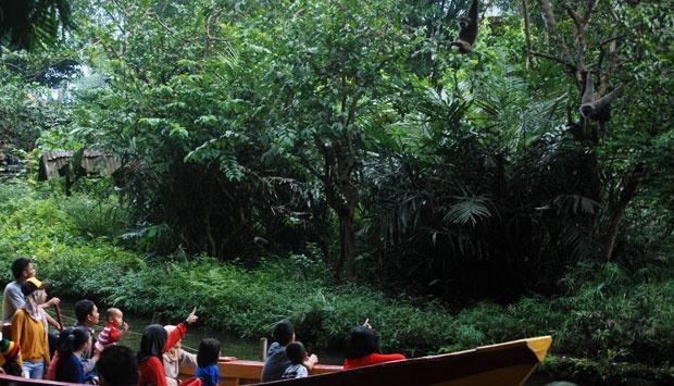 حديقة حيوان باندونق من اشهر اماكن السياحة في اندونيسيا باندونق