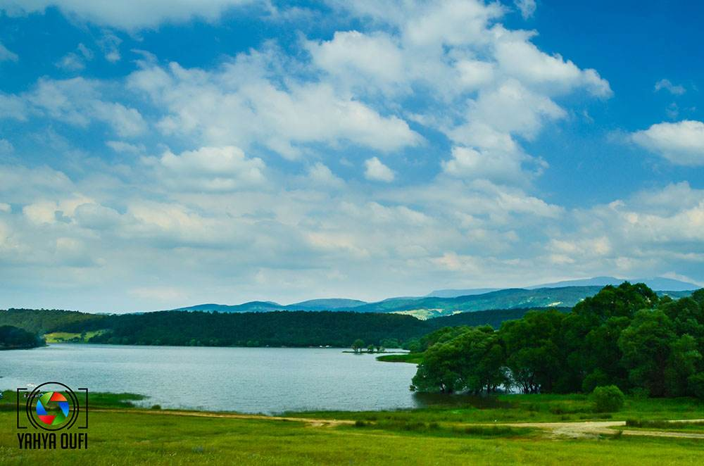 بحيرة داينيجي من افضل بحيرات مدينة بورصة السياحية