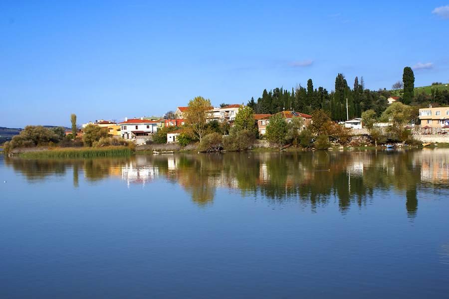 بحيرة الوبات من اجمل بحيرات بورصة تركيا