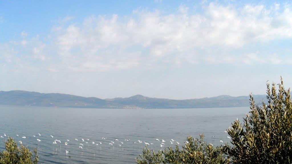 بحيرة ازنيك من اجمل البحيرات في بورصة تركيا