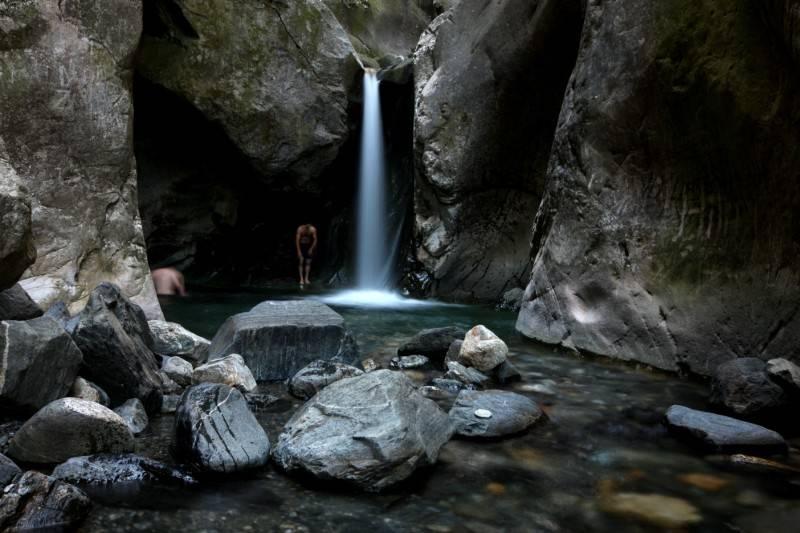 شلال سعيد أباد من افضل شلالات بورصة واشهرها ، يقع على بعد عدة كيلومترات من قلب مدينة بورصة