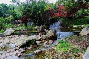 منطقة او منتزه شياتر من اجمل الاماكن السياحية في باندونق اندونيسيا