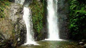 الشلالات السبعة في بونشاك اندونيسيا