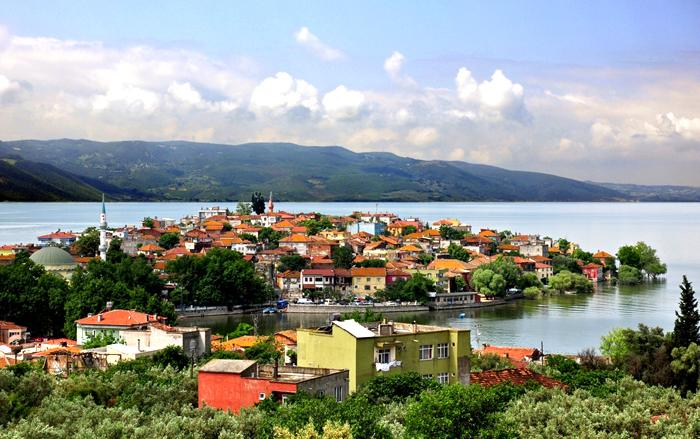 قرية جولياز من اهم القرى التاريخية في مدينة بورصة تركيا