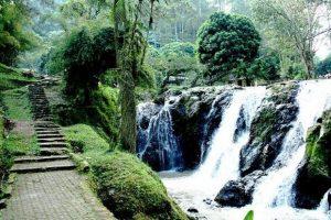 شلالات ماربيا من اجمل الاماكن السياحية في باندونق اندونيسيا