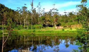 منتزه رانشا اوباس من اجمل اماكن السياحة في باندونق اندونيسيا