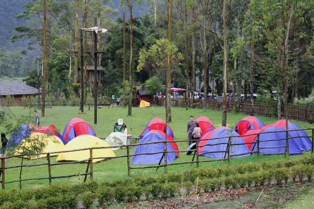 منتزه رانشا اوباس في باندونق