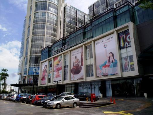 مركز تسوق إمباير من افضل اسواق سيلانجور
