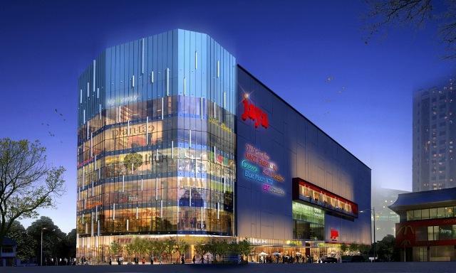 مركز جايا للتسوق من اشهر مراكز التسوق في سيلانجور ماليزيا
