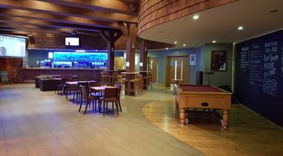 مركز التزلج تشيل فاكتور من اجمل اماكن السياحة في انجلترا مانشستر