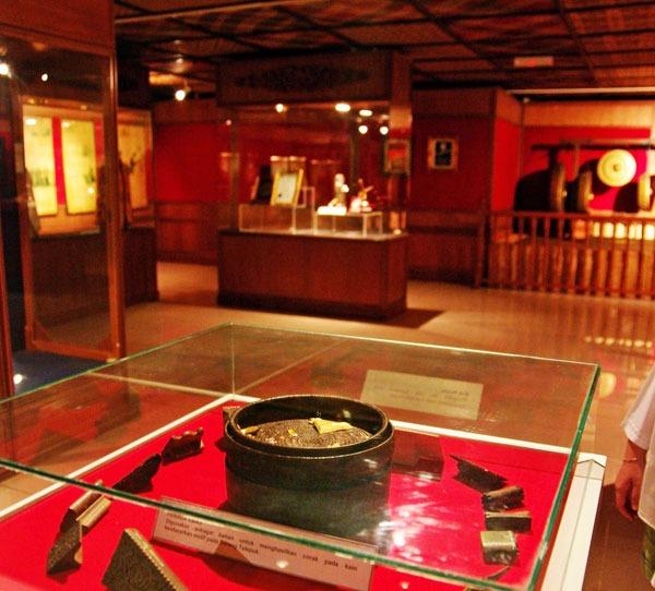 متحف السلطان شاه من افضل اماكن سياحية في سيلانجور ماليزيا