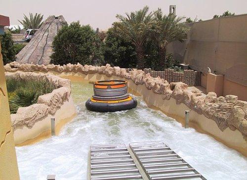 مدينة ملاهي ستار سيتي الترفيهية في الرياض