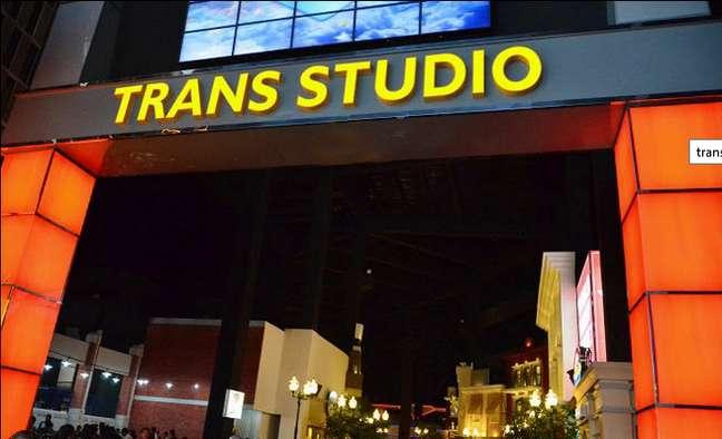 مدينة التسلية ترانس ستوديو من افضل اماكن السياحة في باندونق اندونيسيا