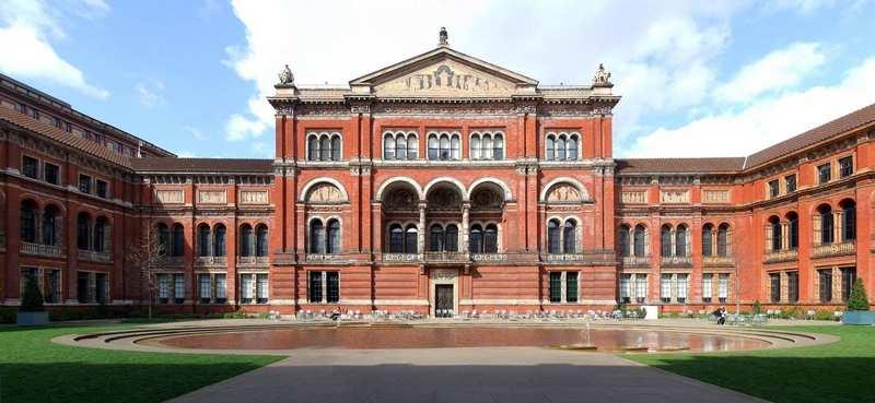 متحف فيكتوريا وألبرت في لندن من اهم متاحف لندن السياحية