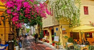 حي بلاكا اثينا