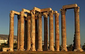 معبد زيوس الأولمبي