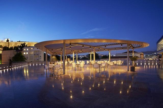 متحف الأكروبول الجديد في اثينا