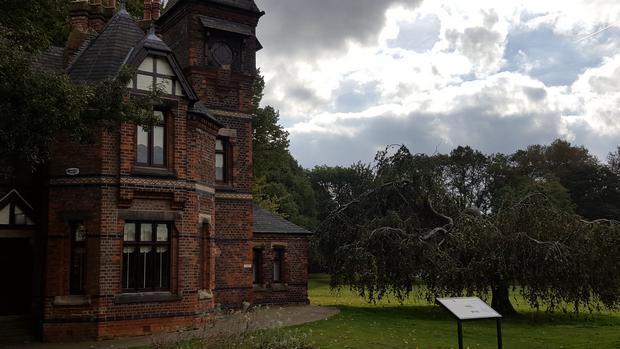 محمية ألكرينجتون وودز في انجلترا مانشستر