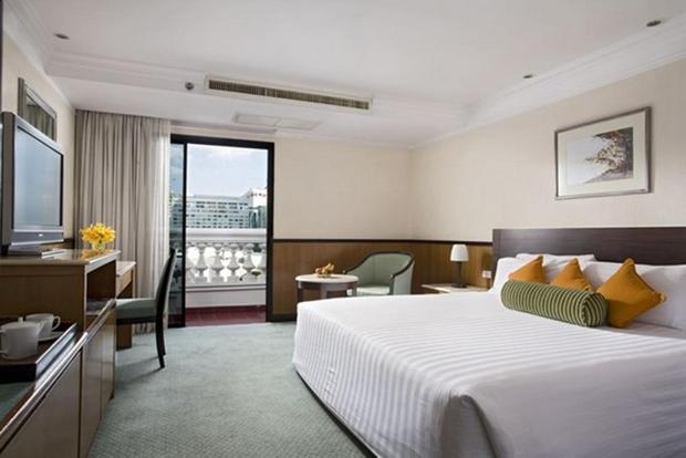 افضل فنادق في شارع العرب بانكوك