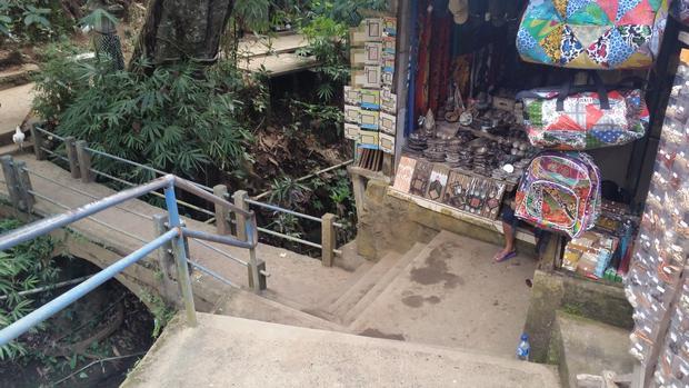 شلال شامبوهان من افضل الشلالات في بالي اندونيسيا