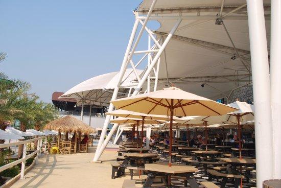 حديقة كرتون نتوورك من اجمل الاماكن السياحية في بتايا
