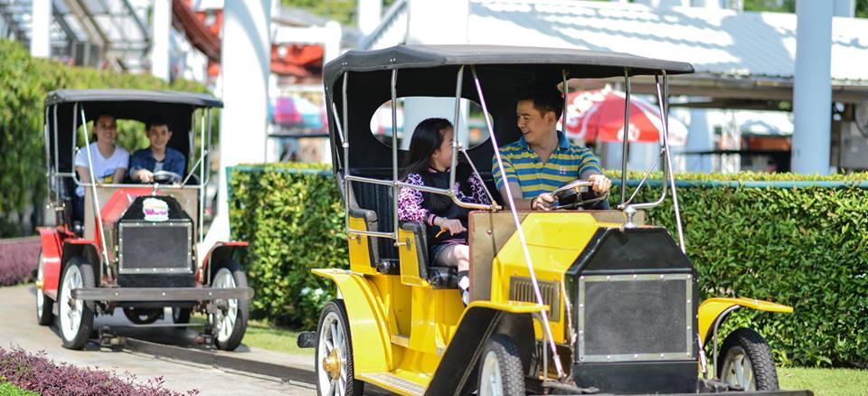 دريم وورلد من اهم اماكن سياحية في تايلاند بانكوك