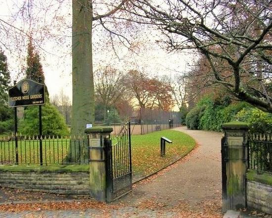 حديقة فليتشر موس النباتية في مانشستر