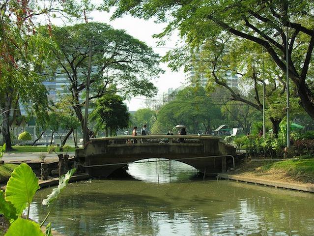 لومبيني بارك بانكوك تايلاند