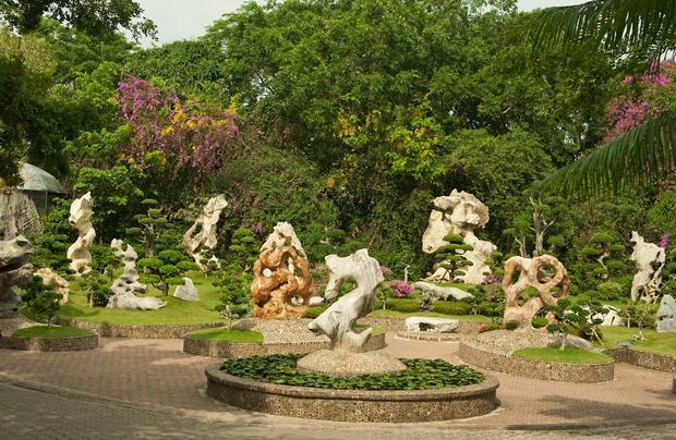 حديقة صخرة المليون سنة