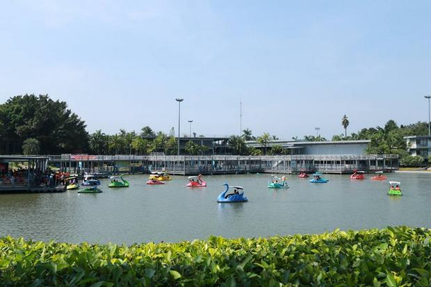 حديقة نونغ نوش الاستوائية