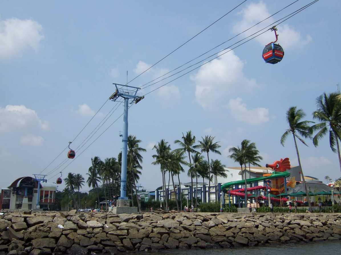 انكول دريم لاند من اجمل اماكن السياحة في اندونيسيا جاكرتا