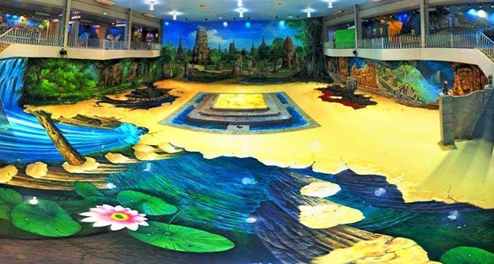 معرض جنة الفن من افضل اماكن السياحة في بتايا