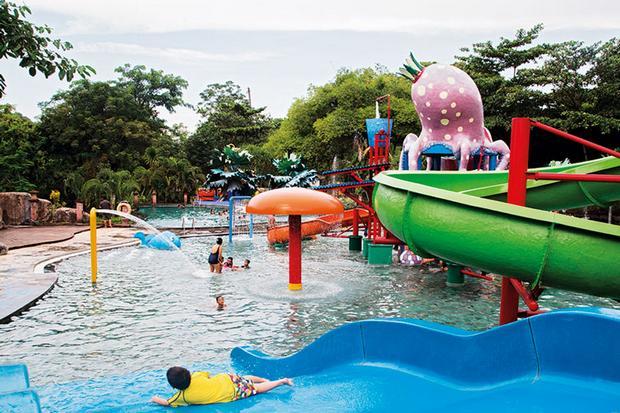 حديقة سفاري بالي من اجمل الاماكن في مدينة بالي اندونيسيا
